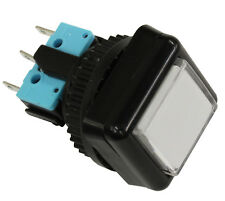 Button IGT Square 26mm x 26mm with LED  (SP-1000-2-LED)