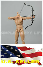 "1/6 Reflex Bow Arrows for 12"" figure Soldiers military Weapon Hot Toys ❶USA❶"