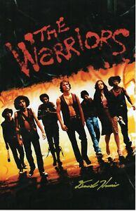 "David Harris Autograph Signed 11x17 Photo - The Warriors ""Cochise"" (Zobie COA)"