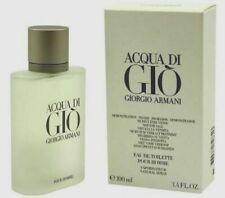 ACQUA DI GIO by Giorgio Armani eau de toilette Spray MEN 3.4 oz in a TSTR BOX