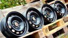 4x Stahlfelgen 15 Zoll 4x100 Felgen NEU Dacia Logan Sandero Nissan Micra Renault