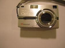 pentax optio    sv camera        d1.1   rough condiiton