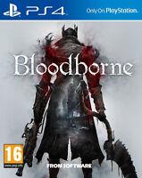 Bloodborne (Sony PlayStation 4, 2015)
