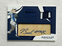 BRENDAN McKAY 2020 Immaculate BLUE SP RPA RC LOGO PATCH/AUTO 02/25! RAYS! RARE!