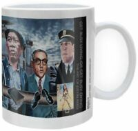 The Art Of Justin Reed - Get Busy Living, Or Dying Taza Mug