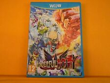 wii U WONDERFUL 101 An Action Adventure Game Nintendo PAL UK ENGLISH Version