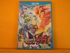wii U WONDERFUL 101 An Action Adventure Game Nintendo PAL UK ENGLISH Version