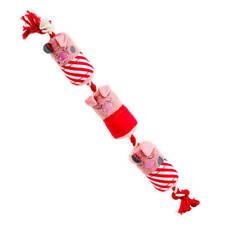 House of Paws Party Animal Christmas Pigs in Blankets Dog Toy   Festive Food