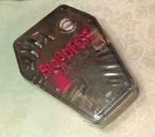 BloodFest 5 DVD Set Sealed in Collector Tin Coffin - Get Ready to Scream & Hide