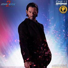 Mezco Exclusive John Wick Deluxe Edition