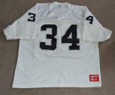 Vtg Bo Jackson Oakland Raiders Rawlings NFL Football Jersey XL Sewn Los  Angeles d8a738b06