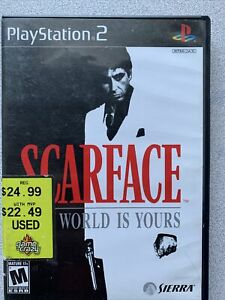 Scarface: The World is Yours (Collector's Edition)  (Sony PlayStation 2, 2006)