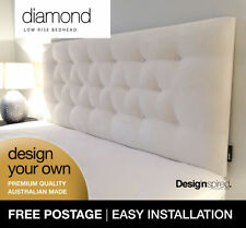 Ivory Headboards & Footboards for Beds