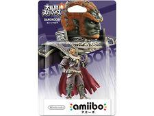 NEW Nintendo 3DS Wii U Amiibo Ganondorf Super Smash Brothers Japan Import F/S