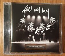 FALL OUT BOY - Live In Phoenix CD 2008