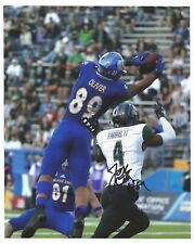Josh Oliver Signed/Autographed San Jose State Spartans Sjsu 8x10 Photo w/Coa