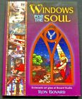 Stained Glass Pattern Book - WINDOWS FOR THE SOUL