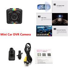HD 120° Mini Auto Car Hidden DVR Camera HD Camcorder Night Vision Loop Recorder