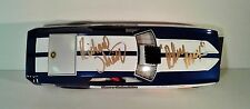 SIGNED by THARP Harry Schmidt's FLAMED BLUE MAX NHRA Mustang Funny Car AW1171