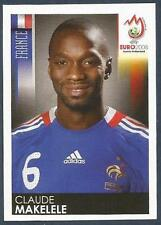 PANINI EURO 2008- #346-FRANCE & CHELSEA-CLAUDE MAKELELE