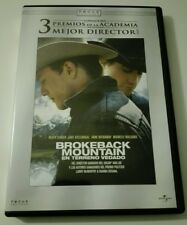 BROKEBACK MOUNTAIN - ANG LEE - HEATH LEDGER - JAKE GYLLENHAAL - CINE GAY