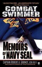 Combat Swimmer: Memoir of a Navy Seal by Gormly, Robert A.