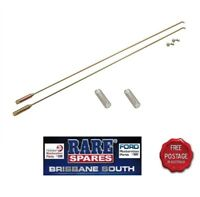 HOLDEN HQ HJ HX HZ WB UPPER TAILGATE PLUNGER RODS & SPRINGS KIT SUITS  VAN