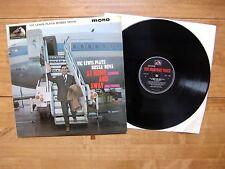 "LP Lewis, Vic & All Stars ""Plays Bossa Nova At Home And Away"" EMI HMV CLP 1641"