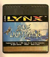 Atari Lynx - Blue Lightning