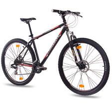 "29"" pulgadas MTB mountainbike bicicleta chrisson remover 2.0 con 21g 2 xdisk negro"