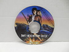 Don't Mess With My Sister DVD Movie NO CASE Jeanine Lemay Joe Perce