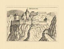 Osterburg Mostviertel Sankt Pölten Vischer Österreich Burgen und Schlösser 615