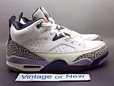 Nike Air Jordan Son of Mars Low White Cement 2013 sz 8.5