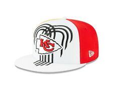8f508b30dea33a Kansas City Chiefs Cap Era 9fifty Snapback 2019 on Stage NFL Draft Day Hat