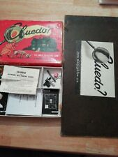 Old Cluedo board Game
