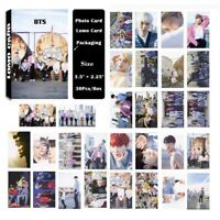30Pcs/set KPOP Bangtan Boys Dispatc Poster Photo Card Lomo Cards