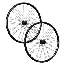 VUELTA 28 pulgadas juego ruedas bici Airtec1 Shimano Deore HB FH-M525 Disc negro