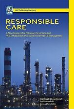 Responsible Care : A New Strategy for Pollution Prevention and Waste...