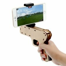 AR Game Gun 3D Puzzle Augmented Reality Console Bluetooth Controller DIY Toy