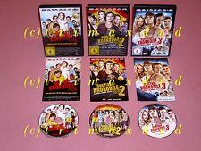 3 DVD's _ Vorstadt Krokodile 1 & Vorstadt Krokodile 2 & Vorstadt Krokodile 3