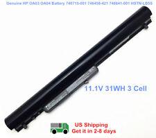 Genuine Oa04 Battery for HP 740715-001 746641-001 746458-421 751906-541 240 G2