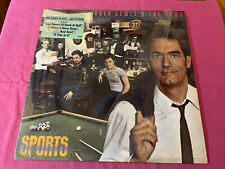 """Huey Lewis and the News """"Sports"""" - Vinyl Lp Record - Fv 41412- (1983 )"""