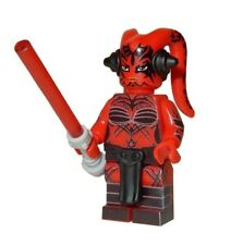 **NEW** LEGO Custom Printed - DARTH TALON - Sith Lord Star Wars Minifigure