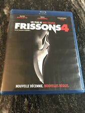 scream 4 - Frissons 4 (blu ray) (english- french)