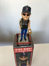 "DUSTIN PEDROIA ""WWE Night"" Boston Red Sox ""Special Ticket"" Bobble Head* SGA 7-11"