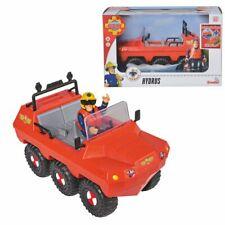 Hydrus Amphibienfahrzeug | Feuerwehrmann Sam | Spielset mit Sam Figur