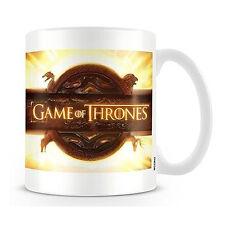 Game Of Thrones Logo Tasse Tasse Céramique Emballé Thé Café Cadeau Idéal