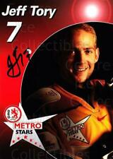 2003-04 German DEG Metro Stars Postcards #19 Jeff Tory