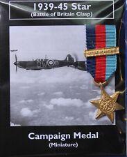 REPRODUCTION WW2 1939-1945 Star Miniature British War Medal 18mm *[CMS]