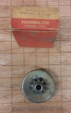 Homelite A69327A 1/4 pitch sprocket w/bearing XL2 CHAINSAW US Seller